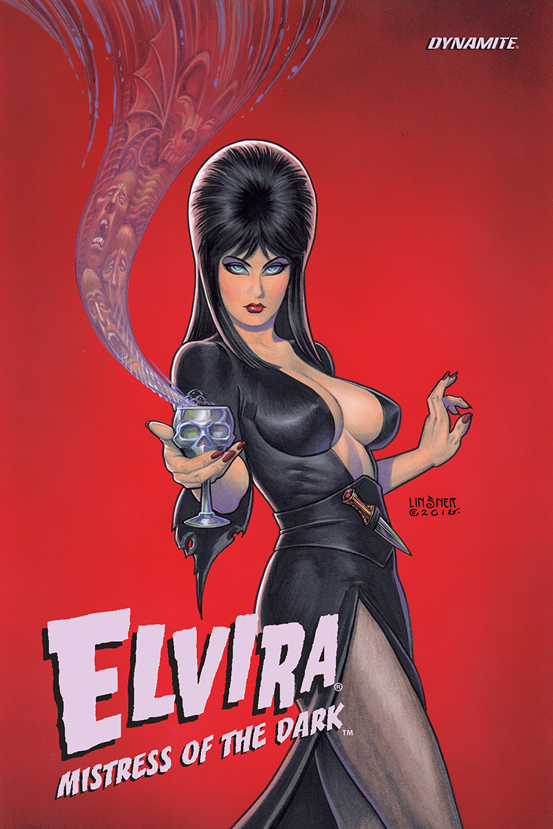 ELVIRA MISTRESS OF DARK TP VOL 01