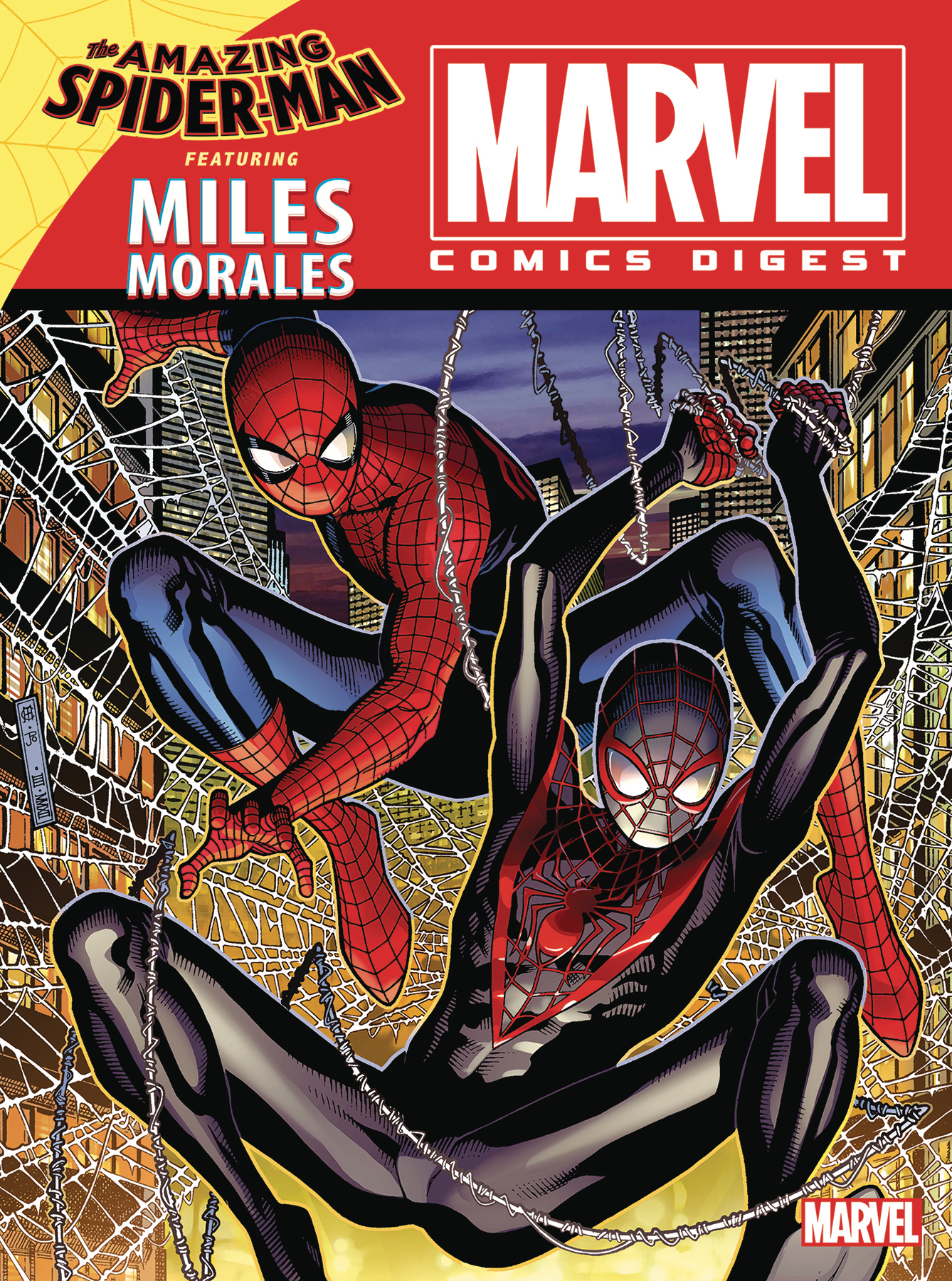 MARVEL COMICS DIGEST #10 SPIDERMAN