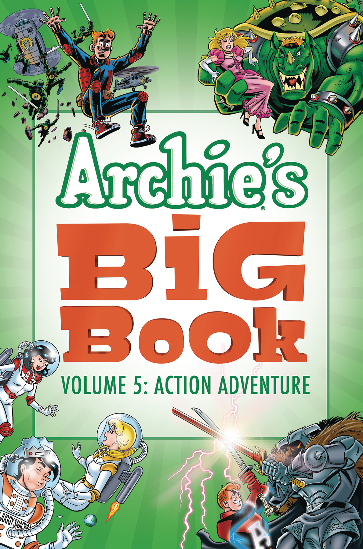 ARCHIES BIG BOOK TP VOL 05 ACTION ADVENTURE