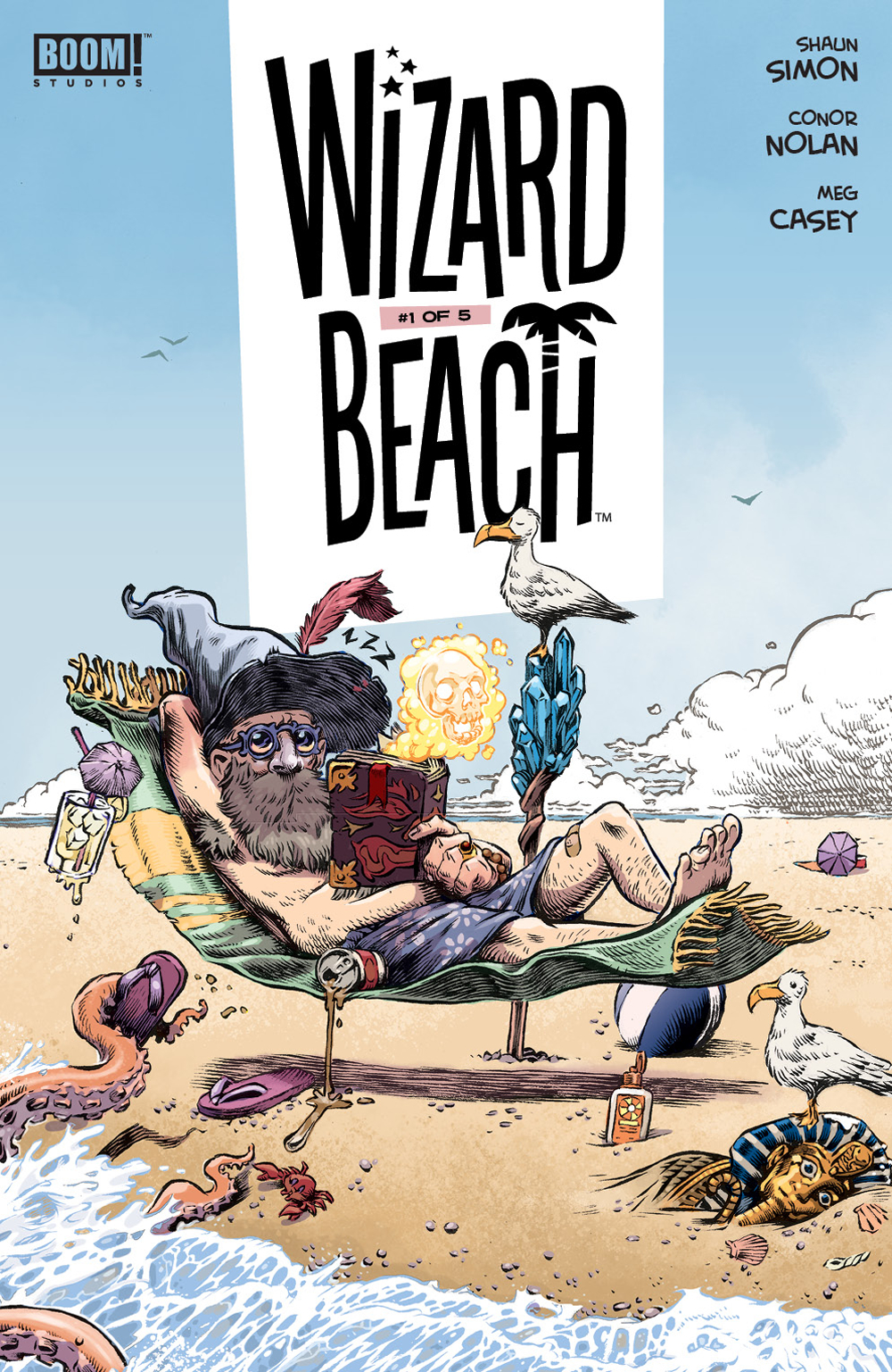 WIZARD BEACH #1 (OF 5) MAIN
