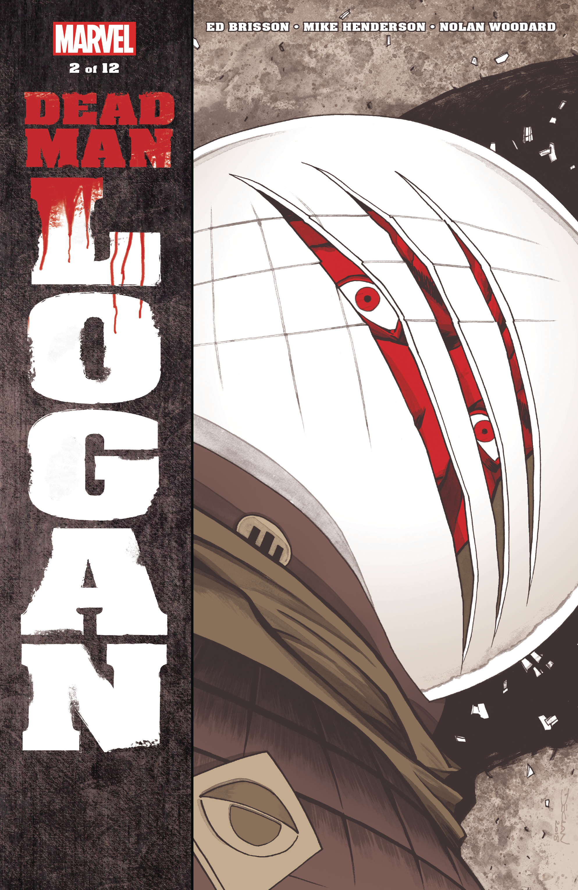 DEAD MAN LOGAN #2 (OF 12)