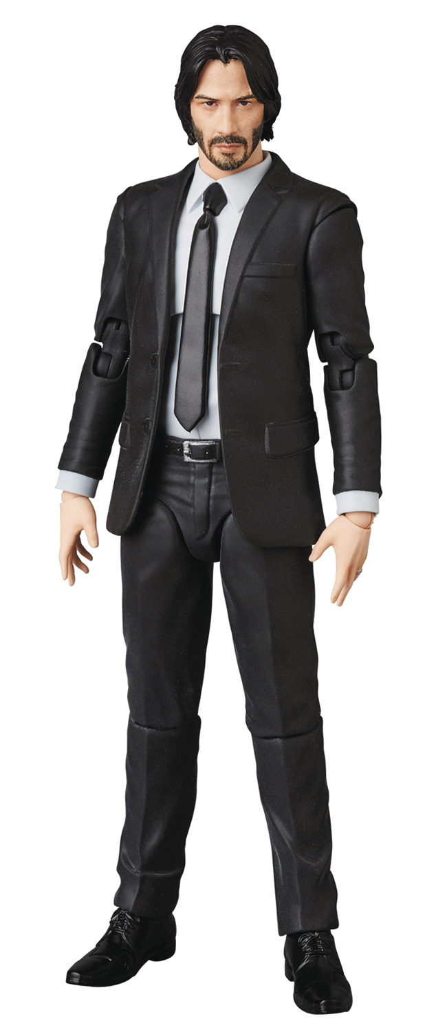 JOHN WICK CHAPTER 2 MAFEX AF