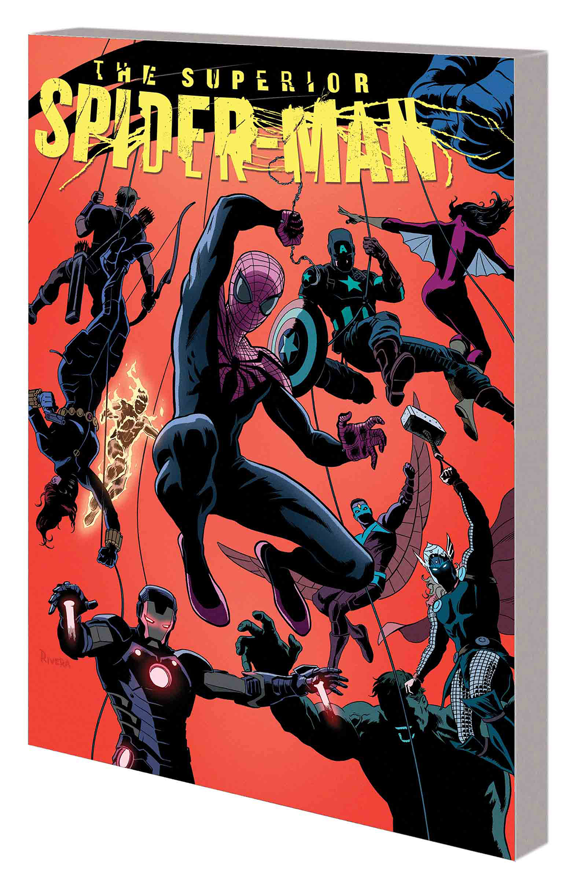 SUPERIOR SPIDER-MAN COMPANION TP