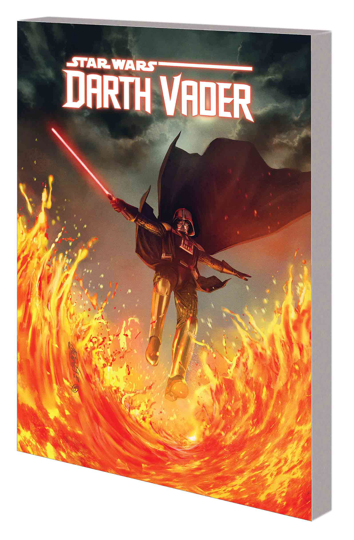STAR WARS DARTH VADER DARK LORD SITH TP VOL 04 FORTRESS VADE