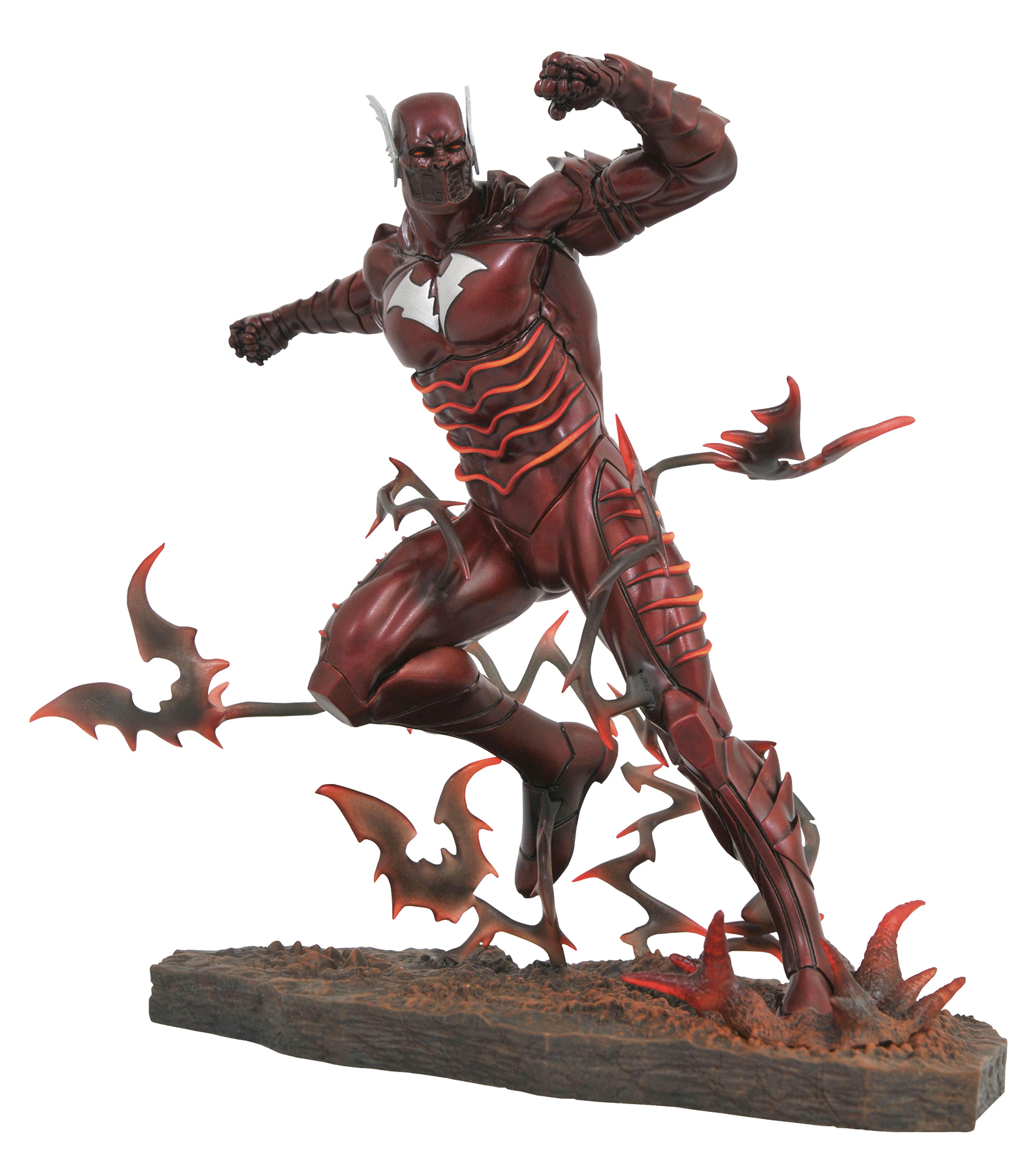DC GALLERY METAL RED DEATH PVC FIGURE