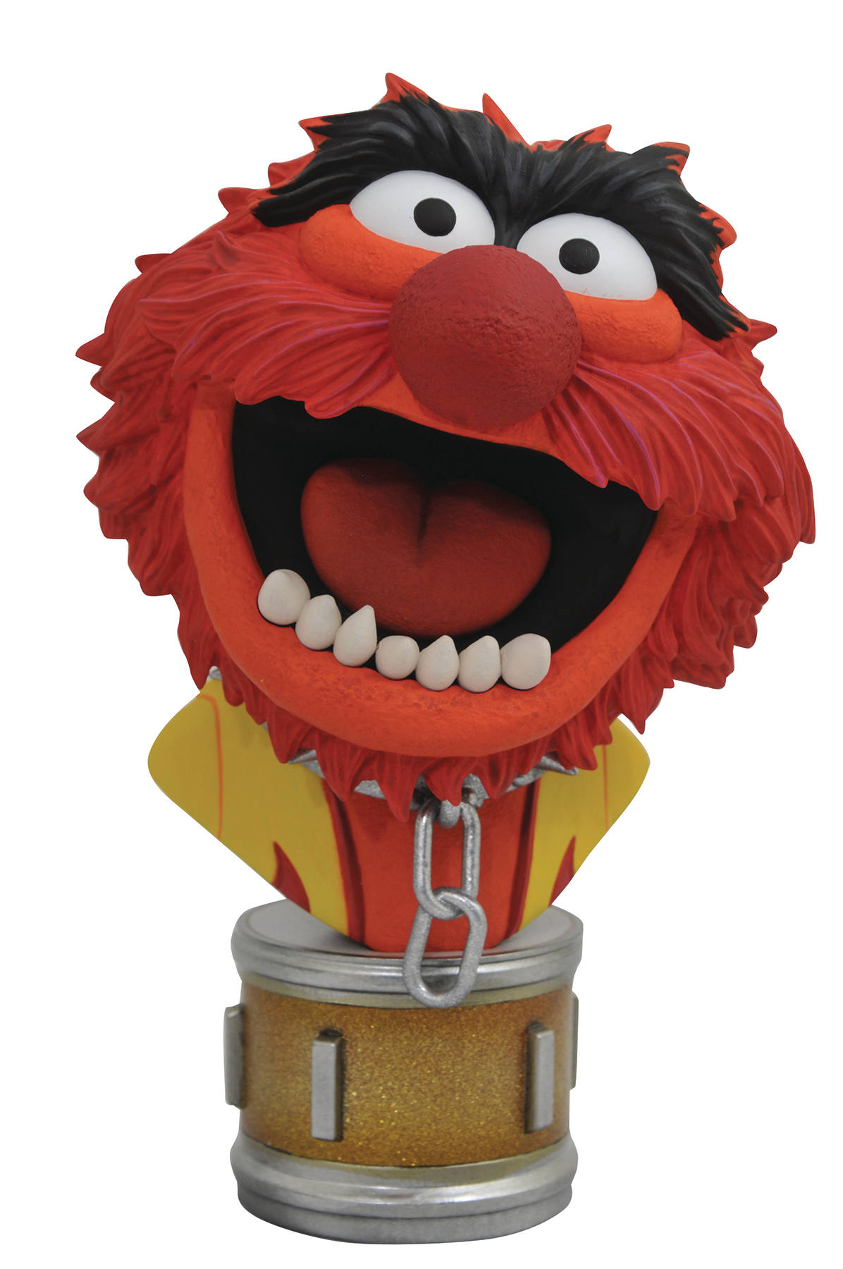 LEGENDARY FILM MUPPETS ANIMAL 1/2 SCALE BUST