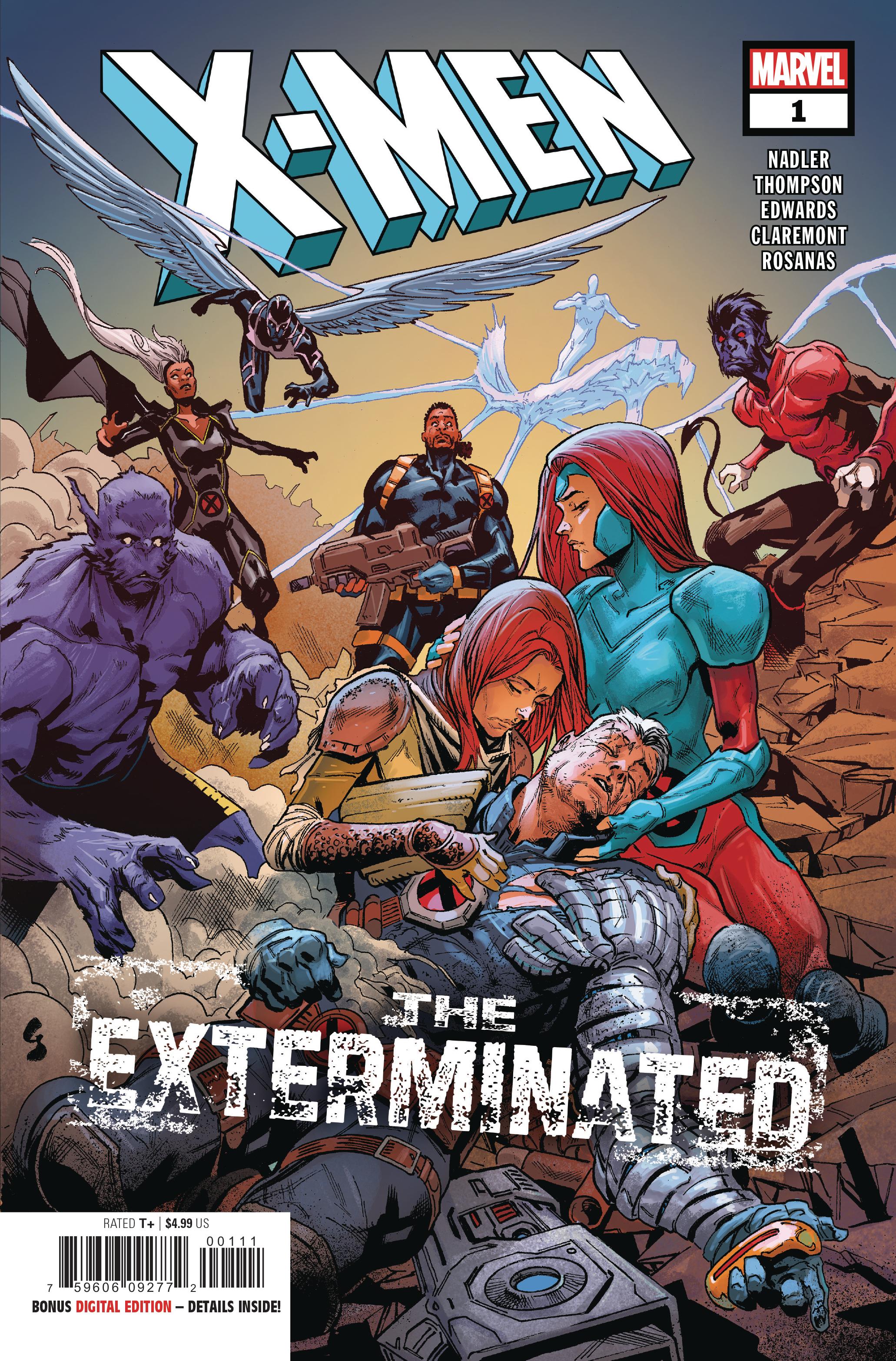 X-MEN EXTERMINATED #1