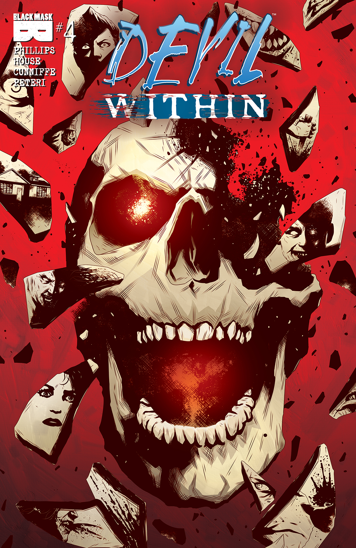 DEVIL WITHIN #4 (OF 4) (MR)