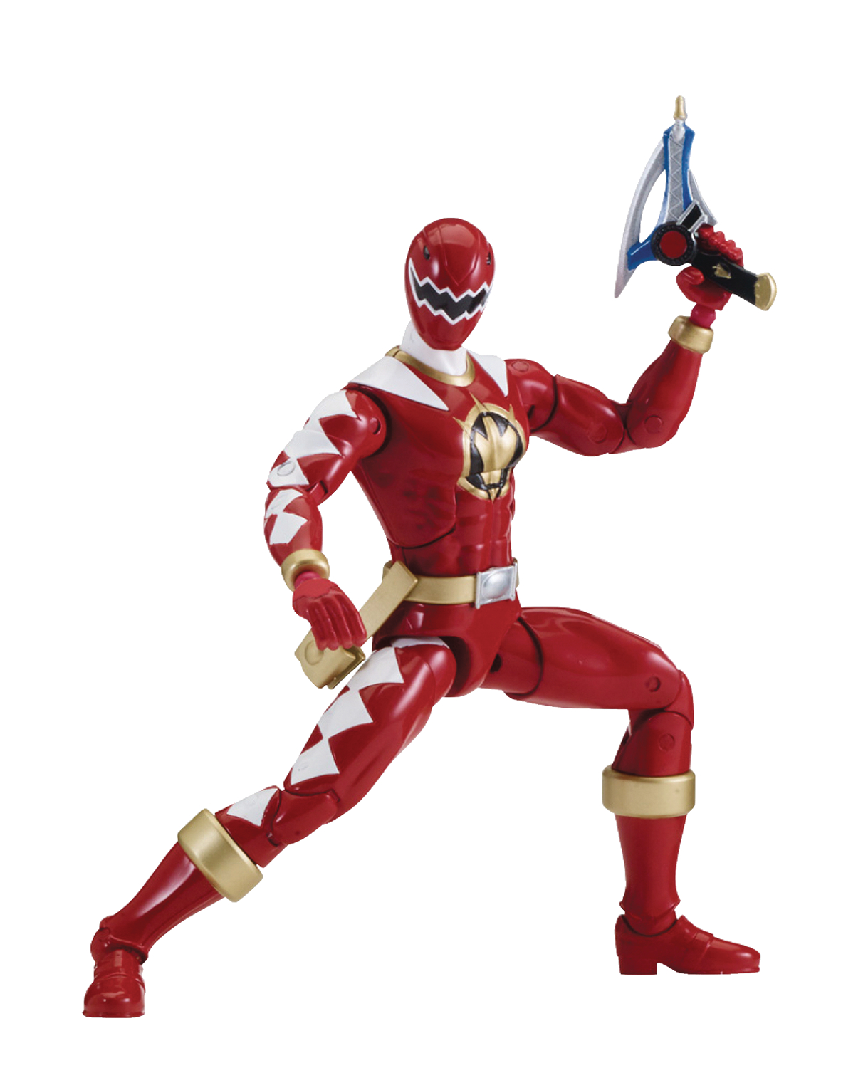 POWER RANGERS LEGACY DINO THUNDER RED RANGER 6IN AF CS