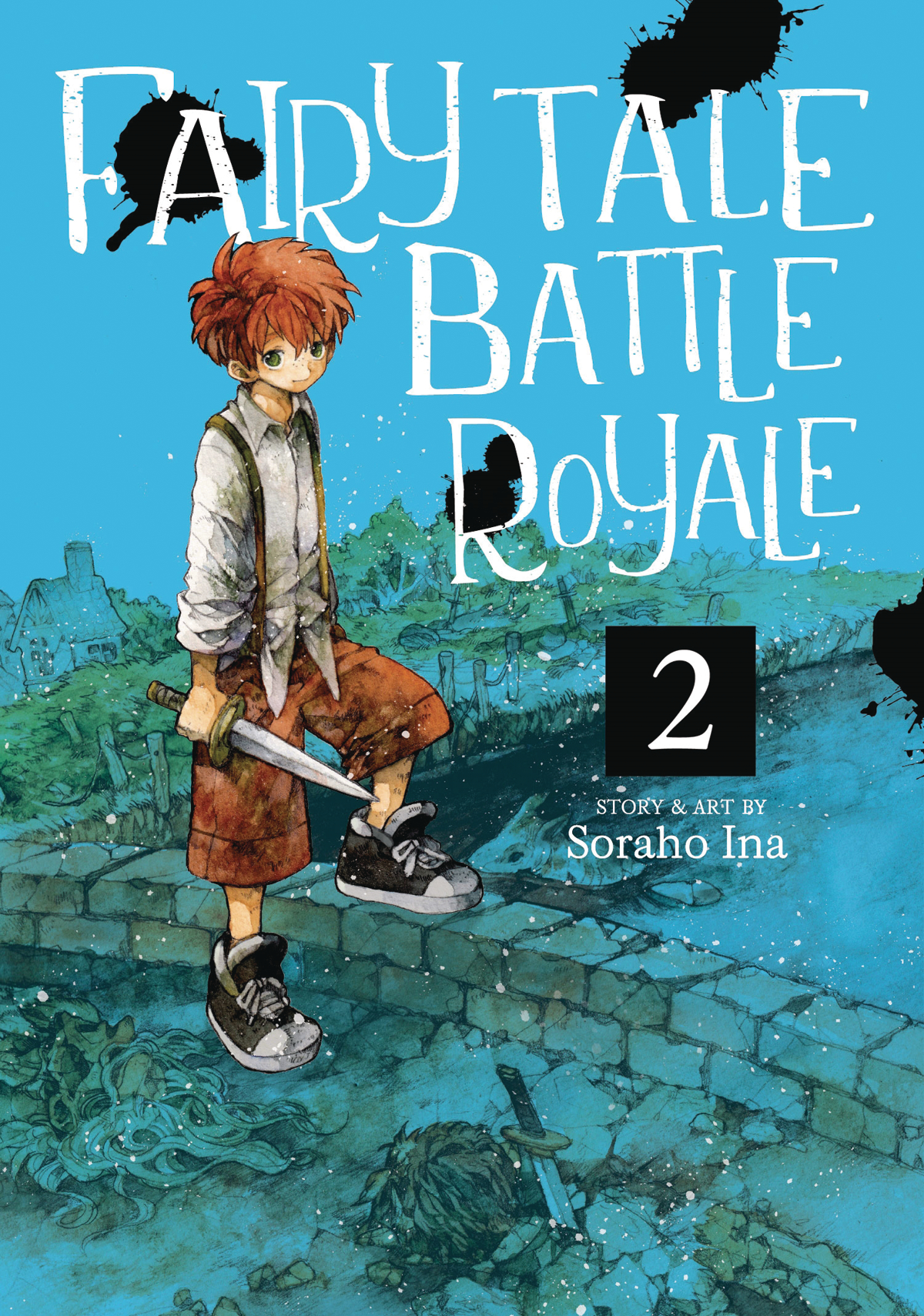FAIRY TALE BATTLE ROYALE GN VOL 02 (MR)