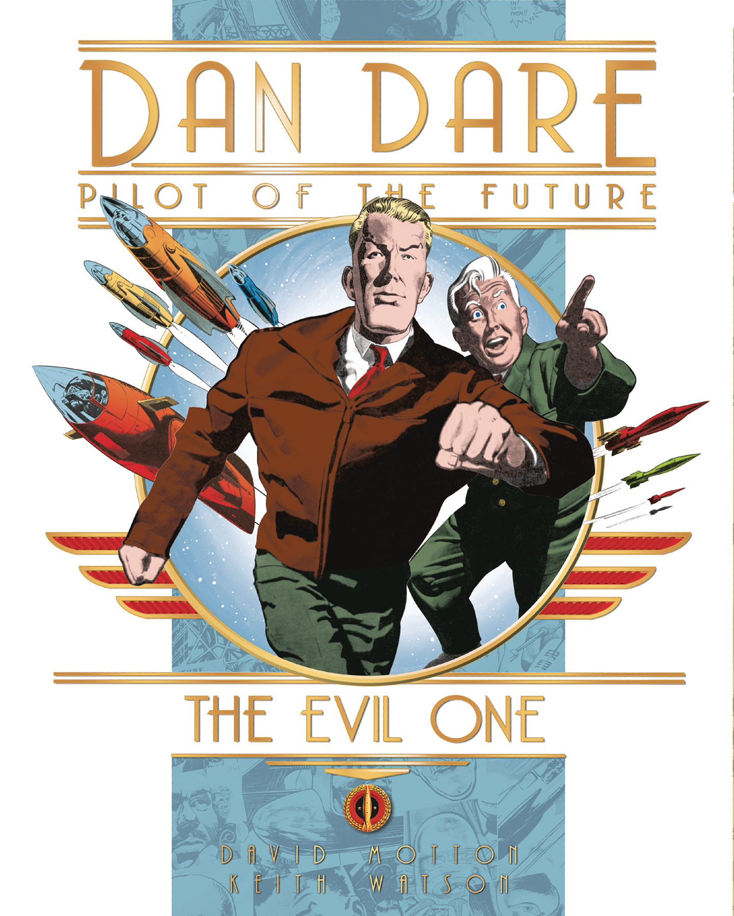 DAN DARE HC EVIL WITHIN