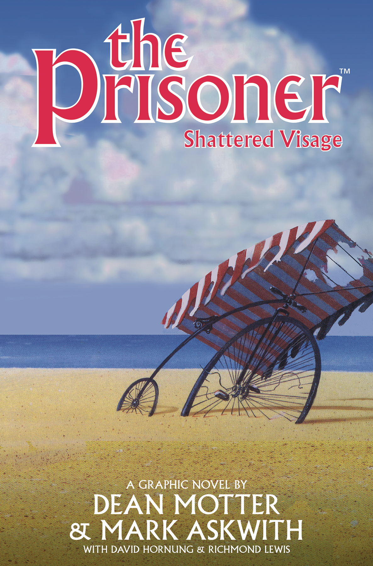 PRISONER TP VOL 01 SHATTERED VISAGE (MR)