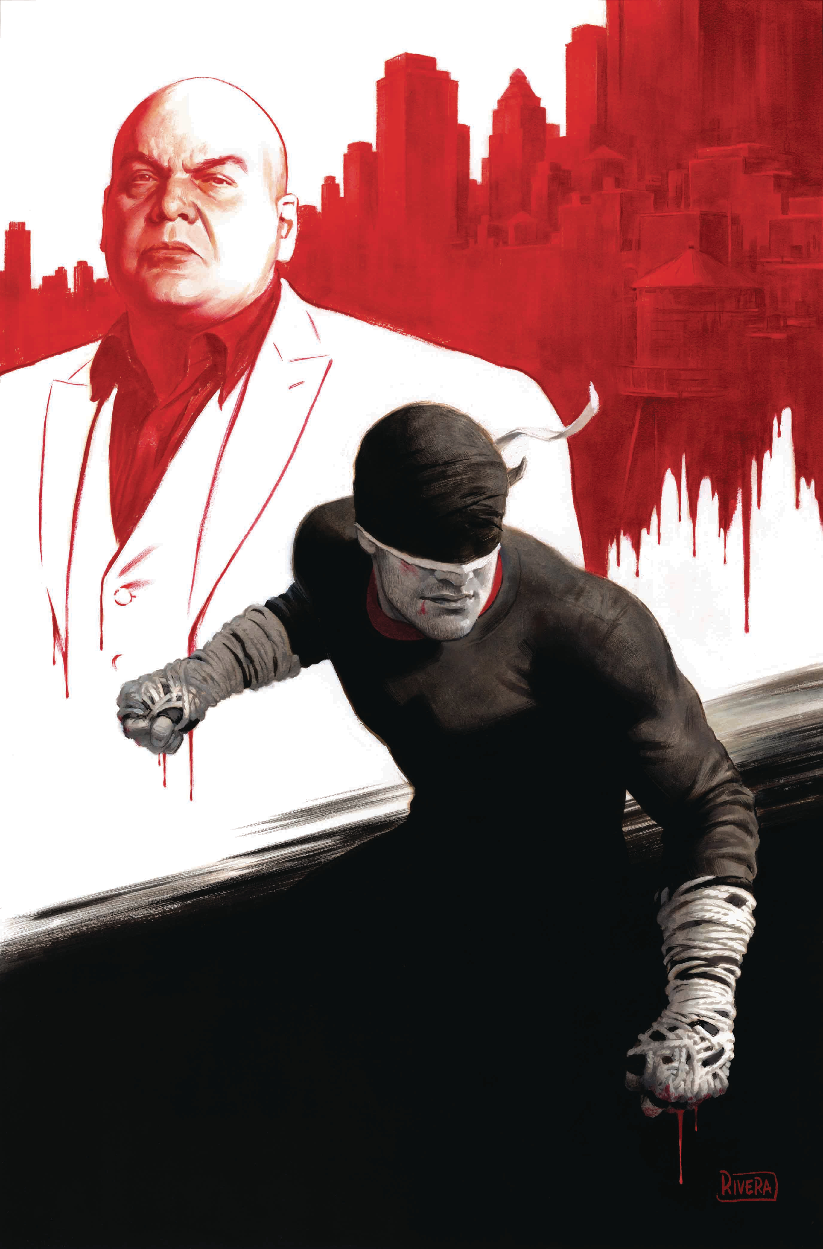 DAREDEVIL #612 TV VAR