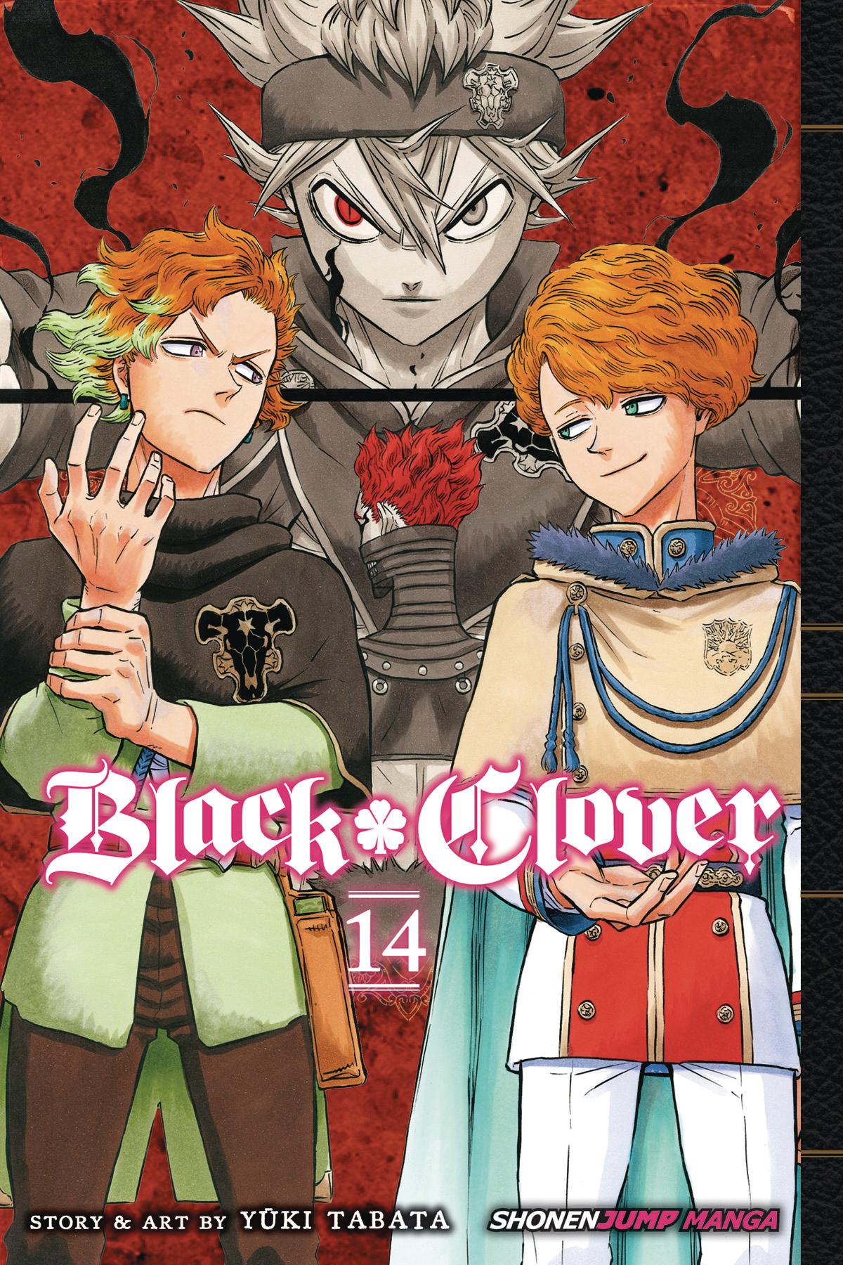 BLACK CLOVER GN VOL 14