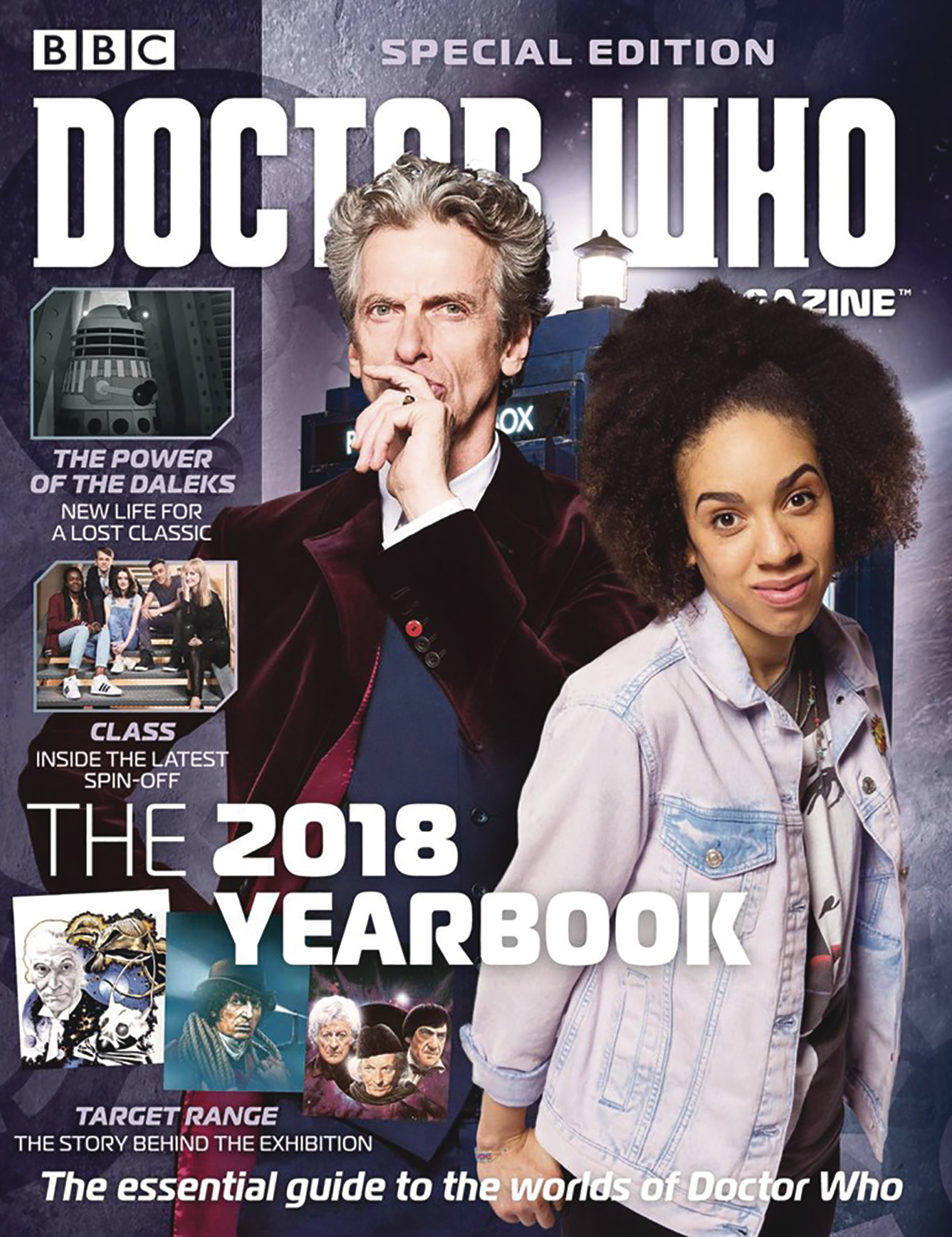 DOCTOR WHO MAGAZINE SPECIAL #51