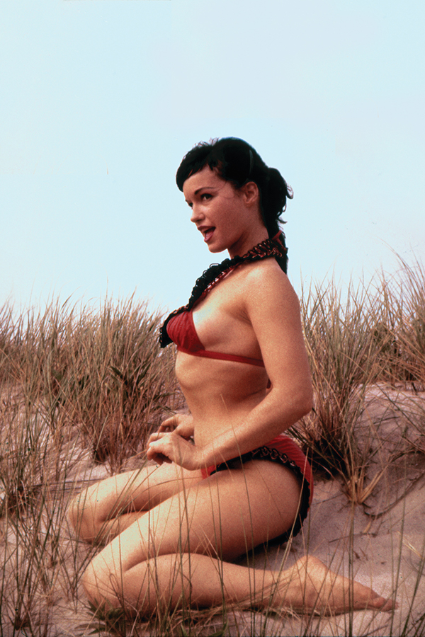 BETTIE PAGE #3 10 COPY PHOTO VIRGIN INCV