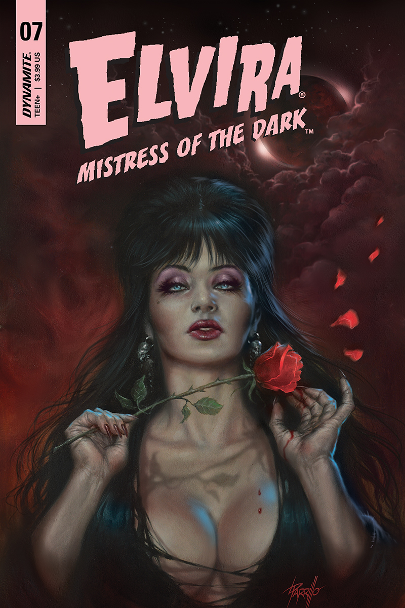ELVIRA MISTRESS OF DARK #7 CVR A PARRILLO