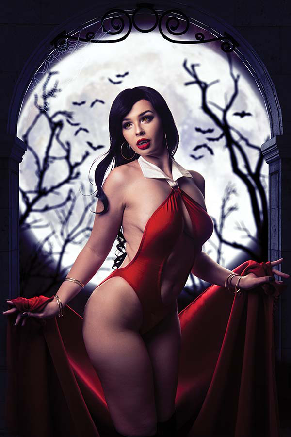 VAMPIRELLA DEJAH THORIS #5 40 COPY VAMPI COSPLAY VIRGIN INCV