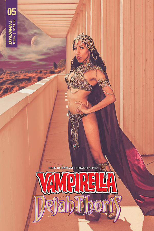 VAMPIRELLA DEJAH THORIS #5 CVR F DEJAH THORIS COSPLAY