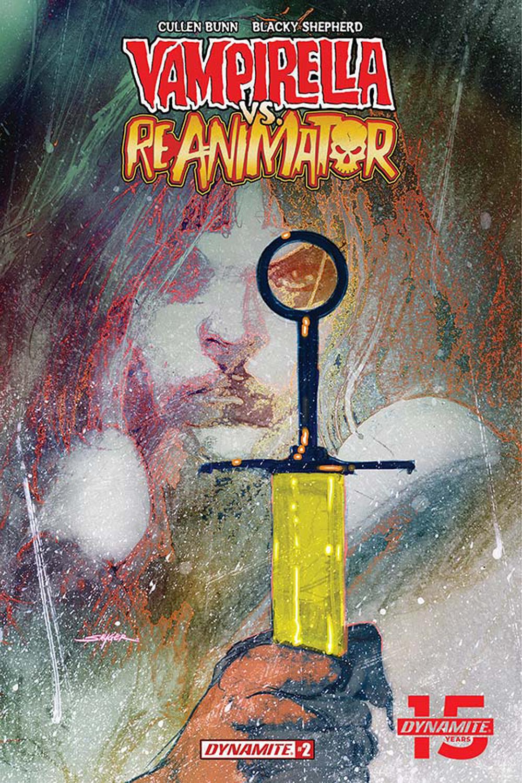 VAMPIRELLA REANIMATOR #2 CVR B SAYGER