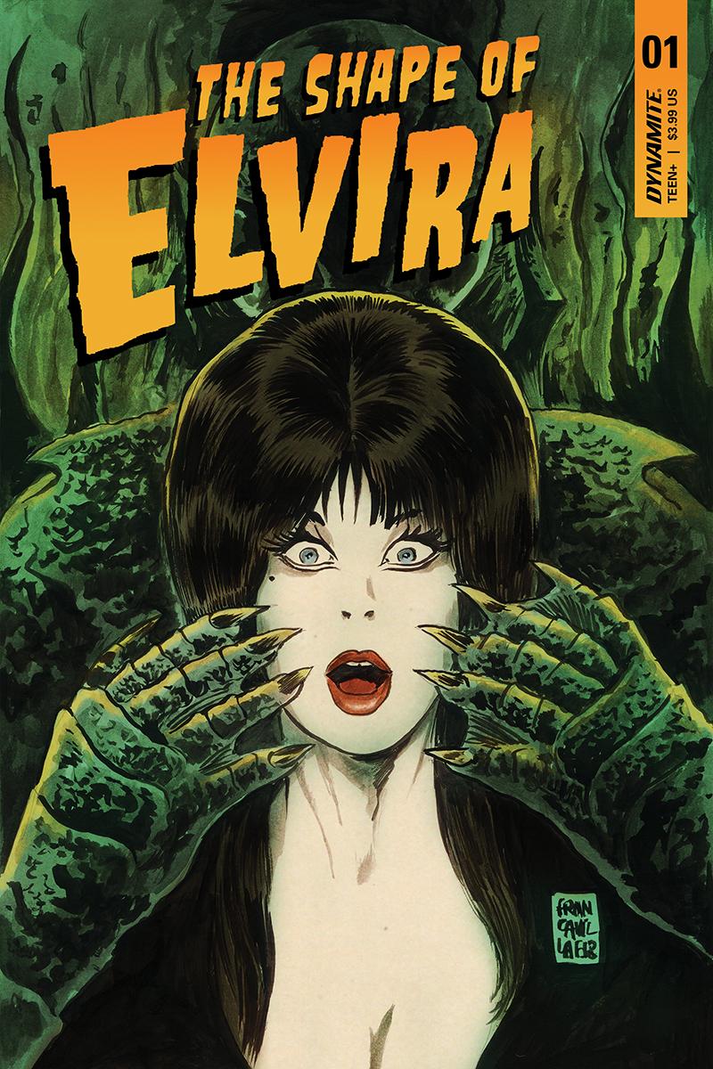 ELVIRA SHAPE OF ELVIRA #1 CVR A FRANCAVILLA