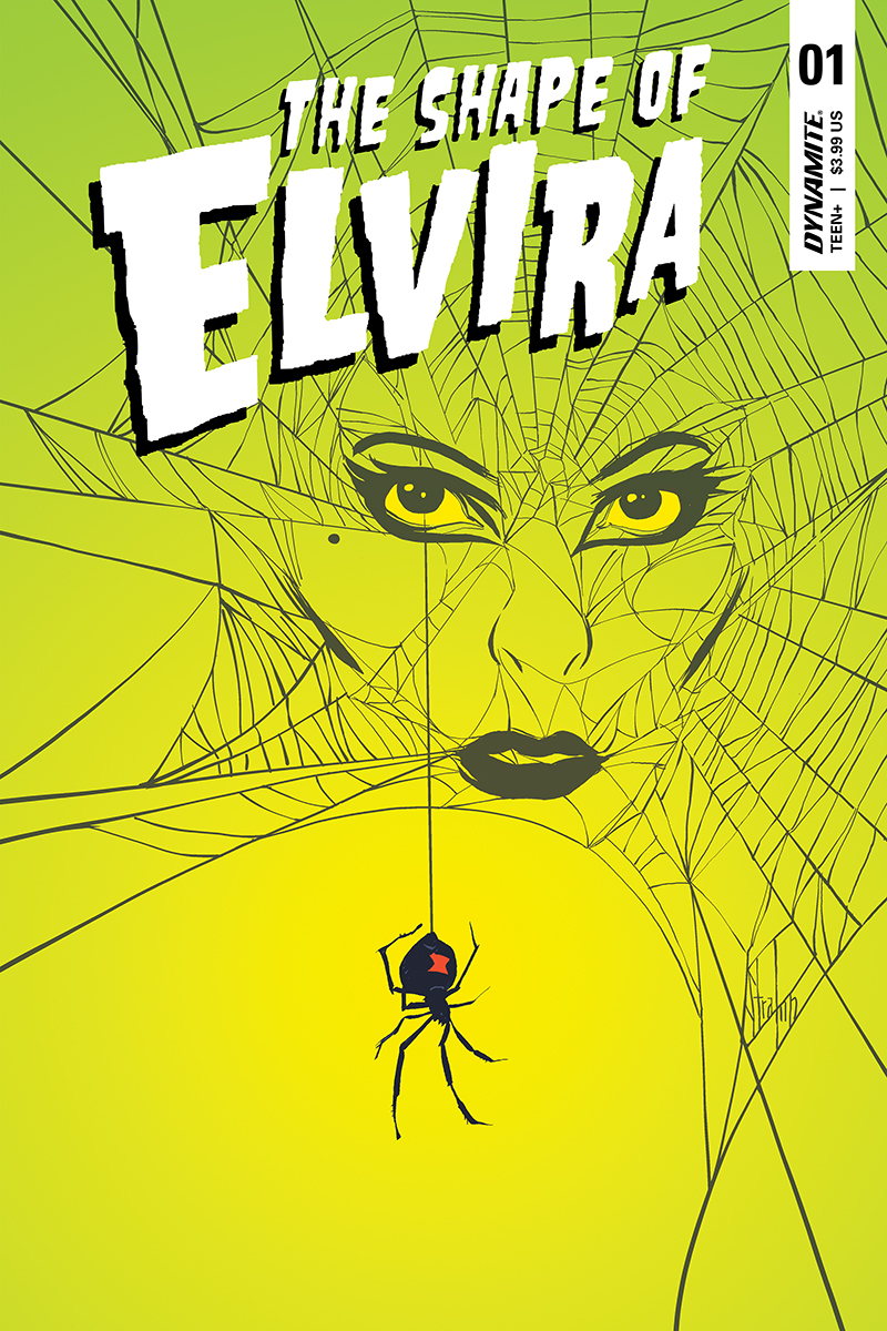 ELVIRA SHAPE OF ELVIRA #1 CVR C STRAHM
