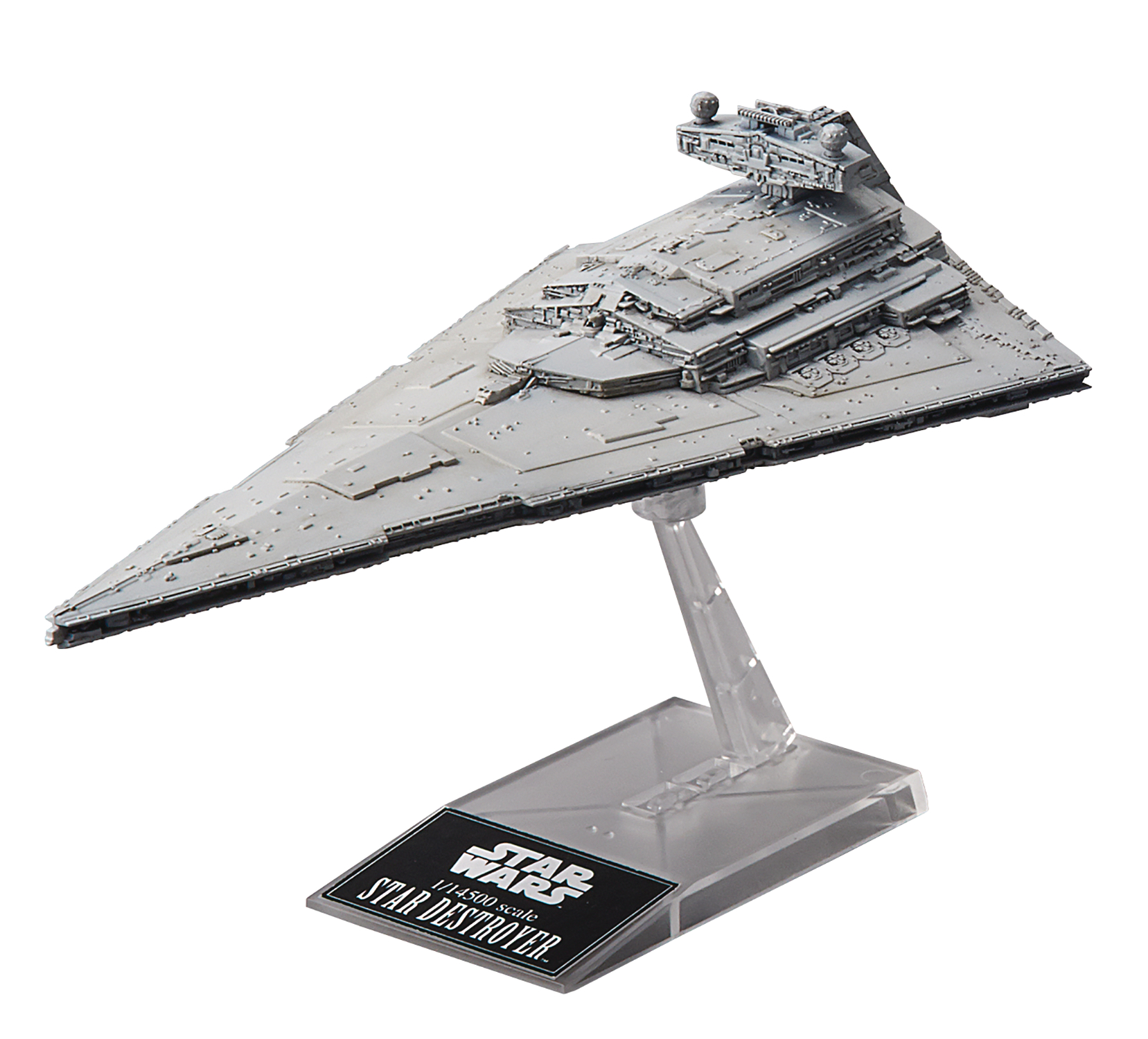 STAR WARS STAR DESTROYER 1/14500 MDL KIT