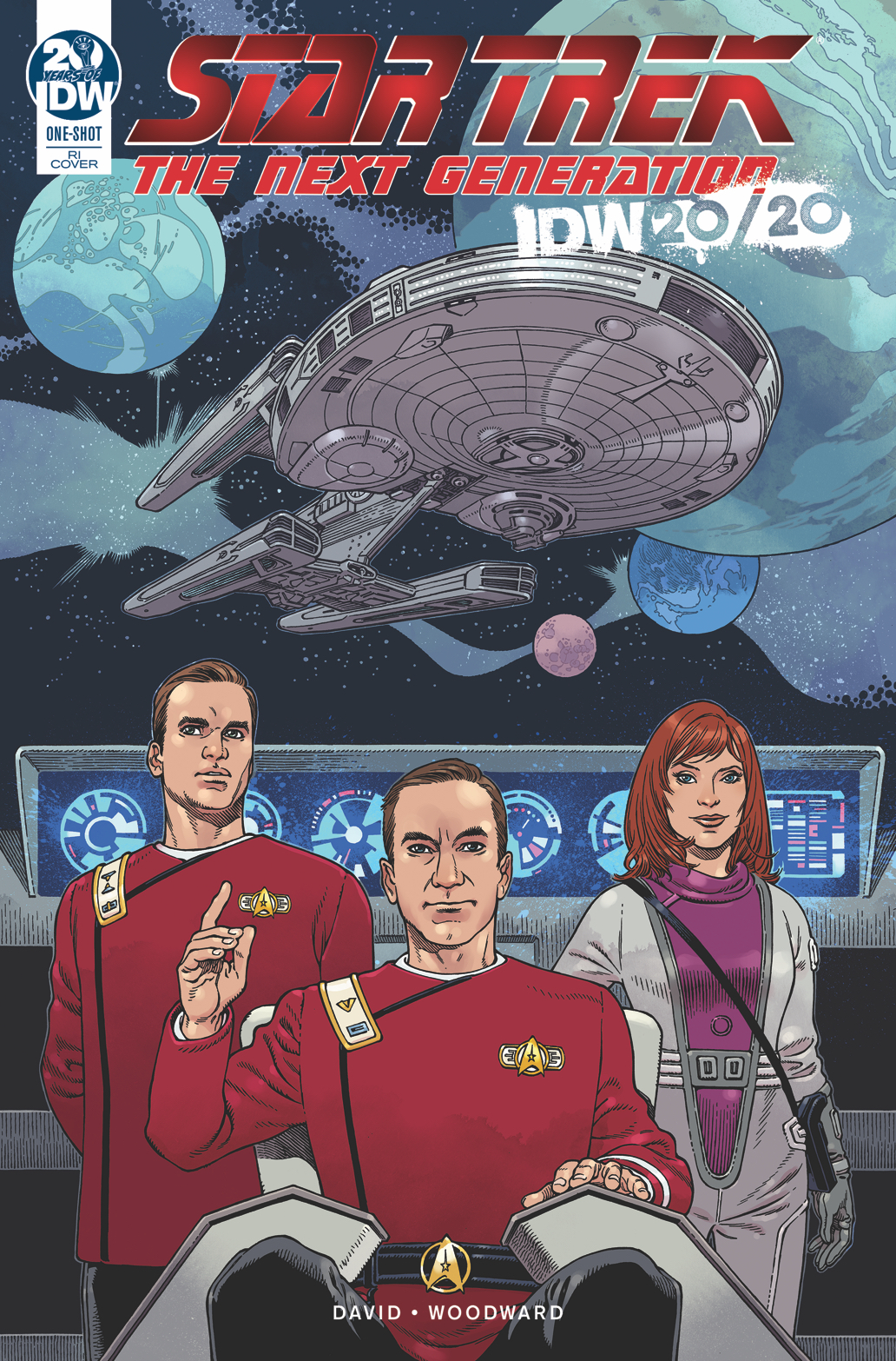 STAR TREK IDW 2020 10 COPY INCV RODRIGUEZ