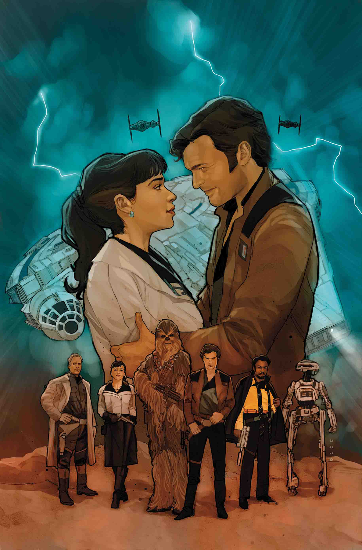 STAR WARS SOLO ADAPTATION #4 (OF 7)