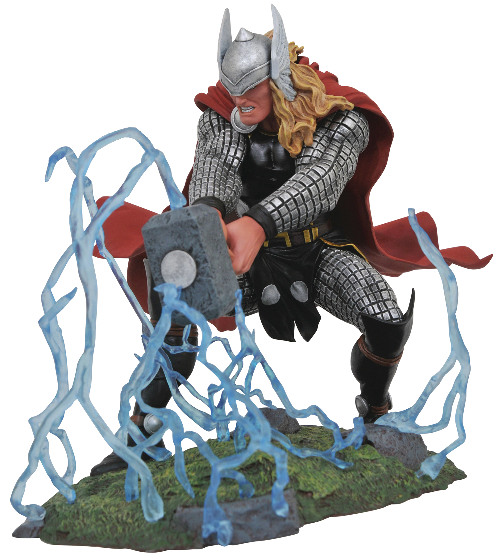 MARVEL GALLERY THOR COMIC PVC FIGURE (O/A)