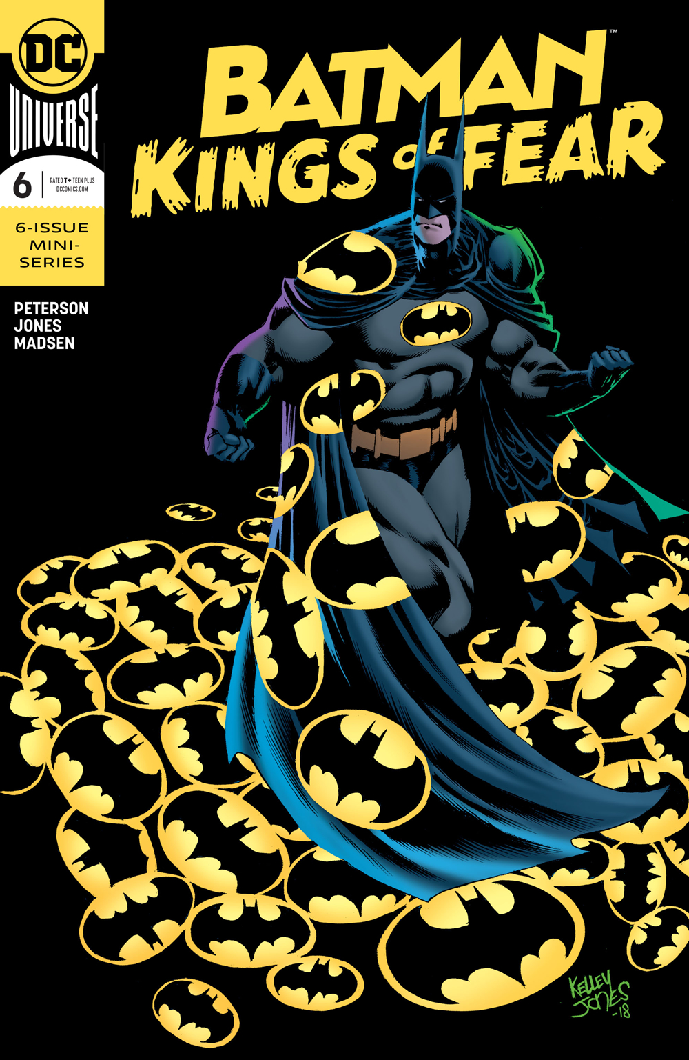 BATMAN KINGS OF FEAR #6 (OF 6)