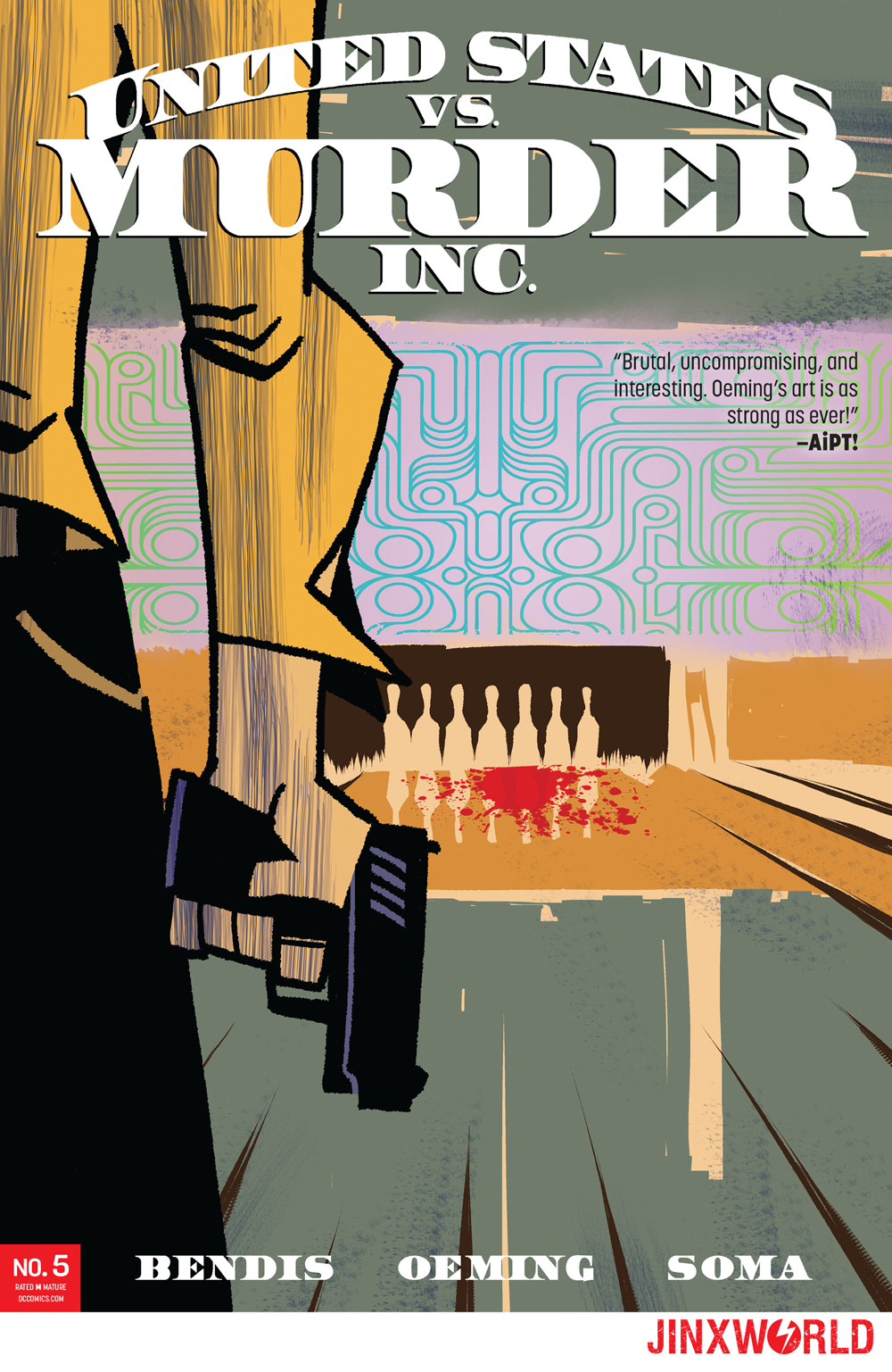 UNITED STATES VS MURDER INC #5 (OF 6) (MR)