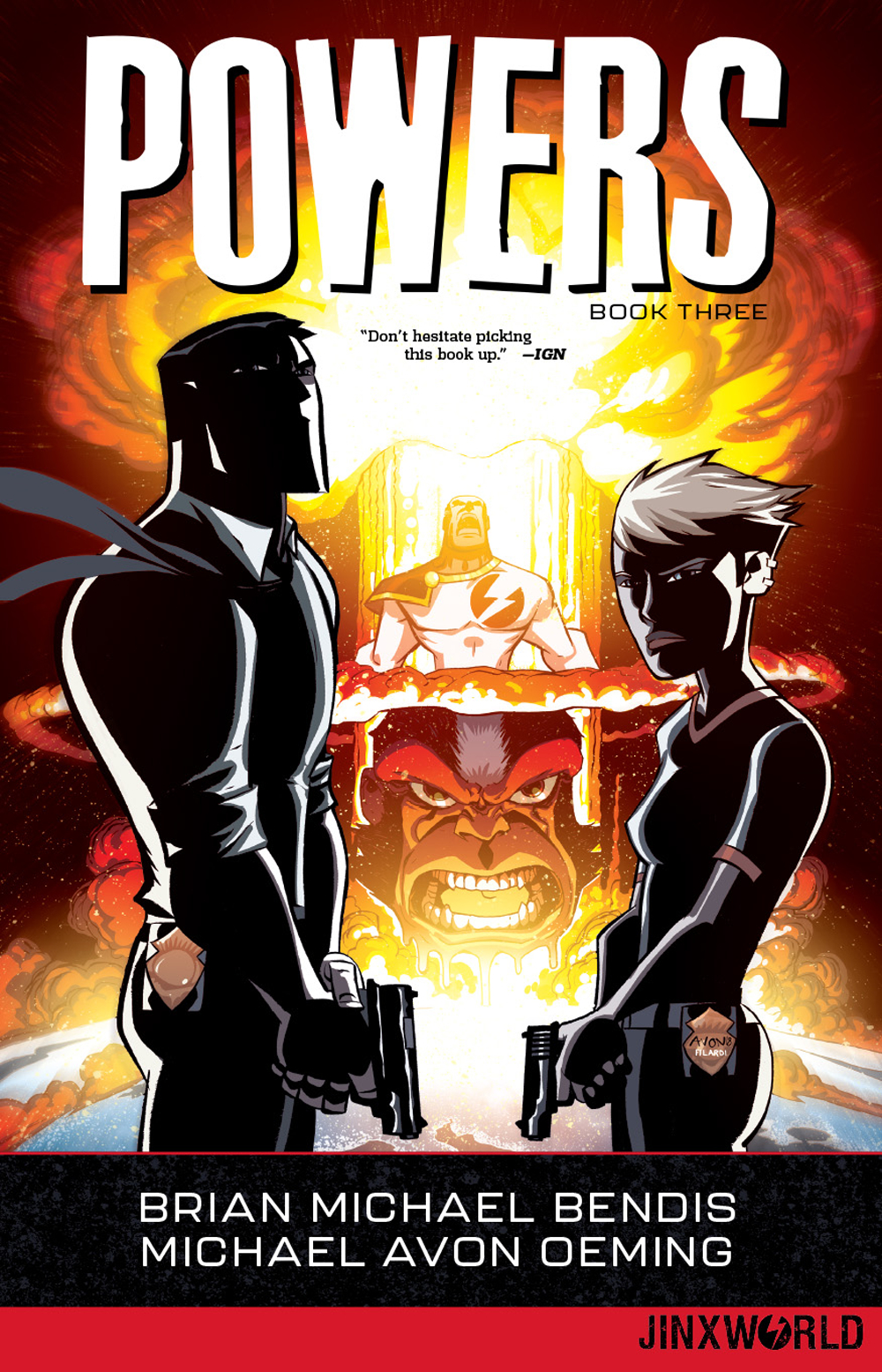 POWERS TP BOOK 03 NEW EDITION (MR)