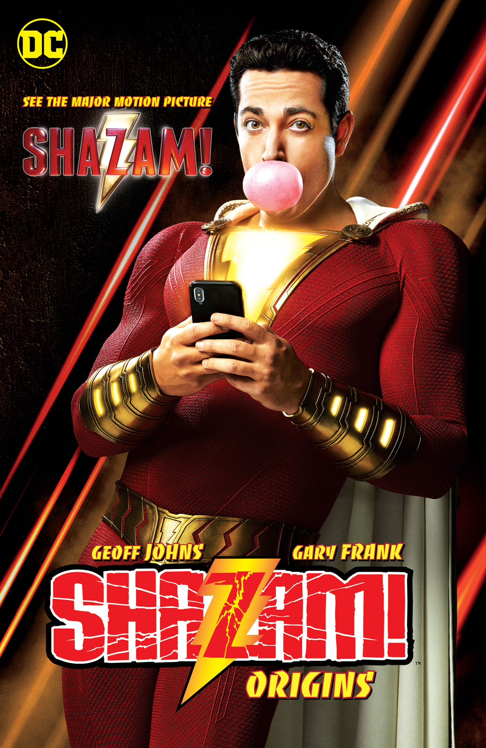 SHAZAM ORIGINS TP NEW ED (NOV180569)