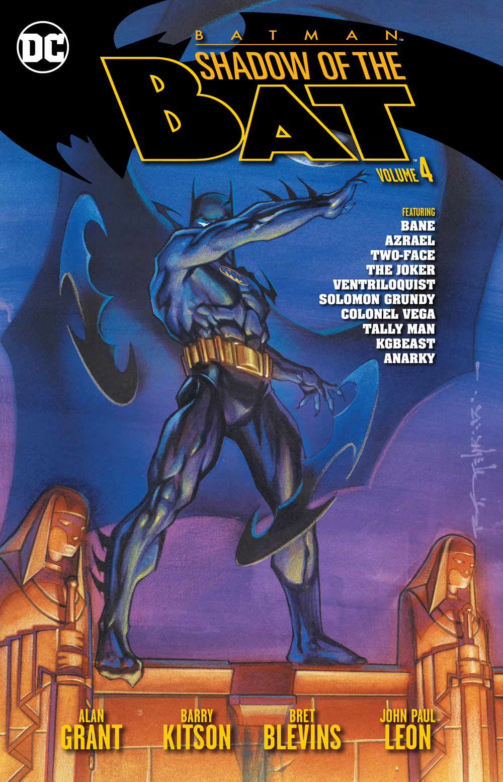 BATMAN SHADOW OF THE BAT TP VOL 04
