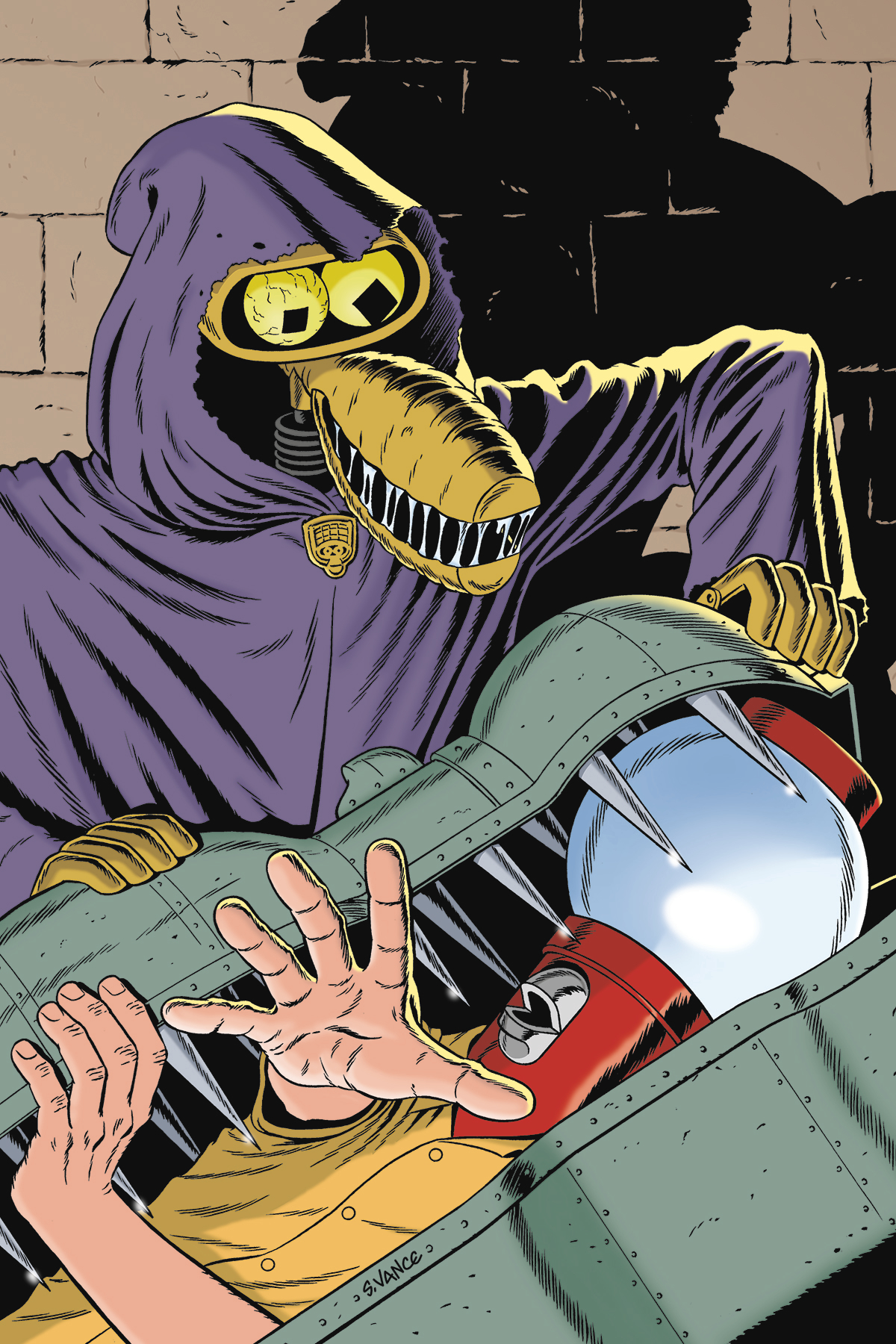 MYSTERY SCIENCE THEATER 3000 #5 CVR B VANCE