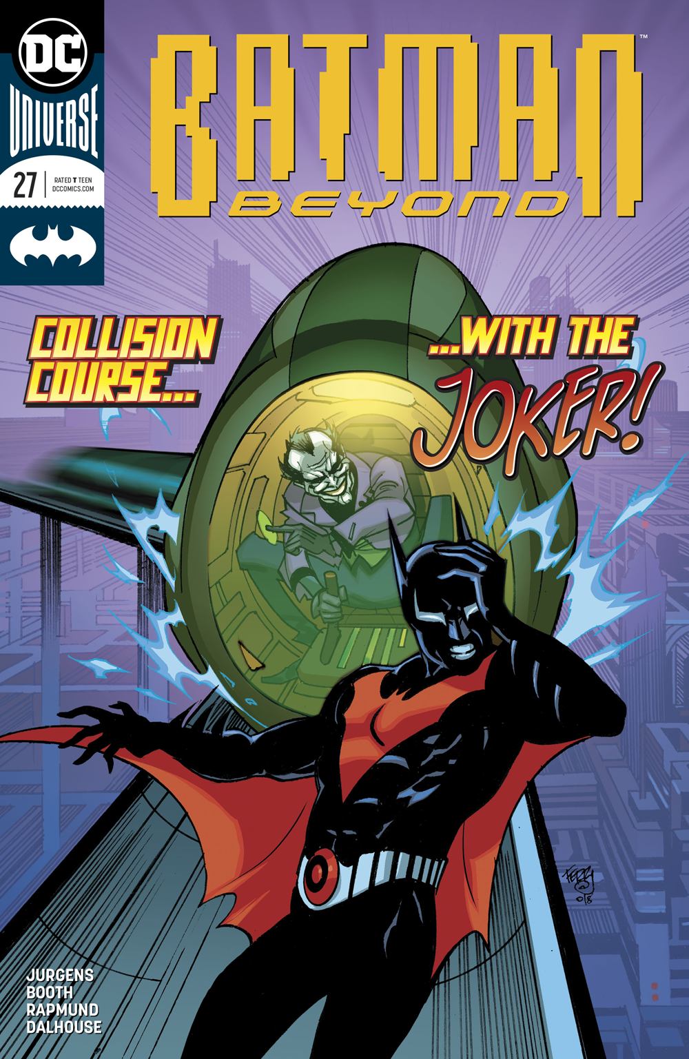 BATMAN BEYOND #27