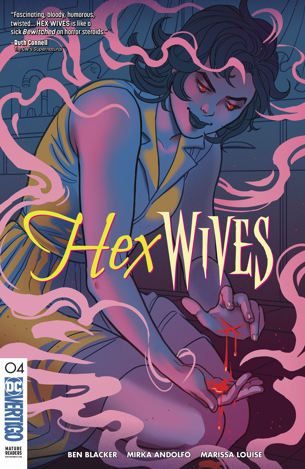 HEX WIVES #4 (OF 1) (MR)