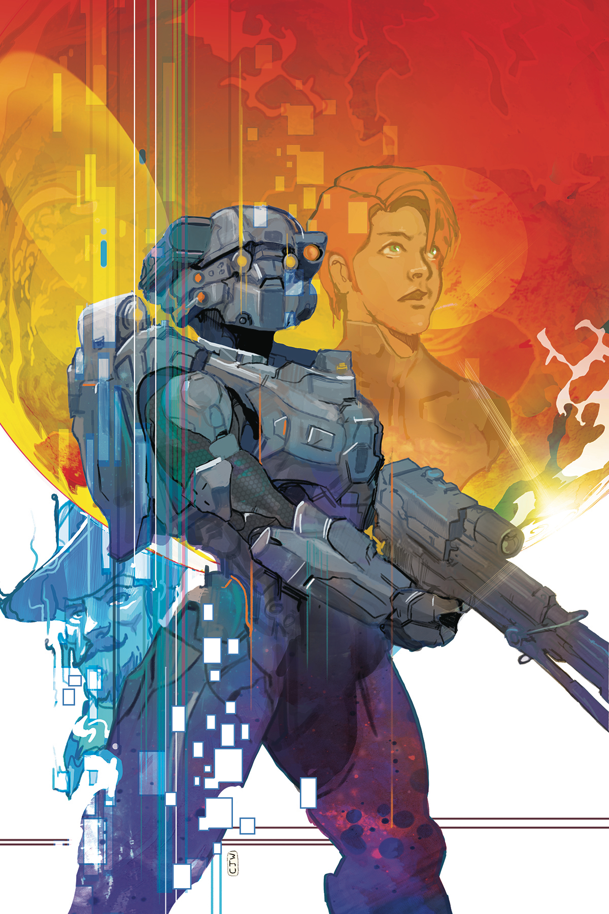 HALO LONE WOLF #1 (OF 4)