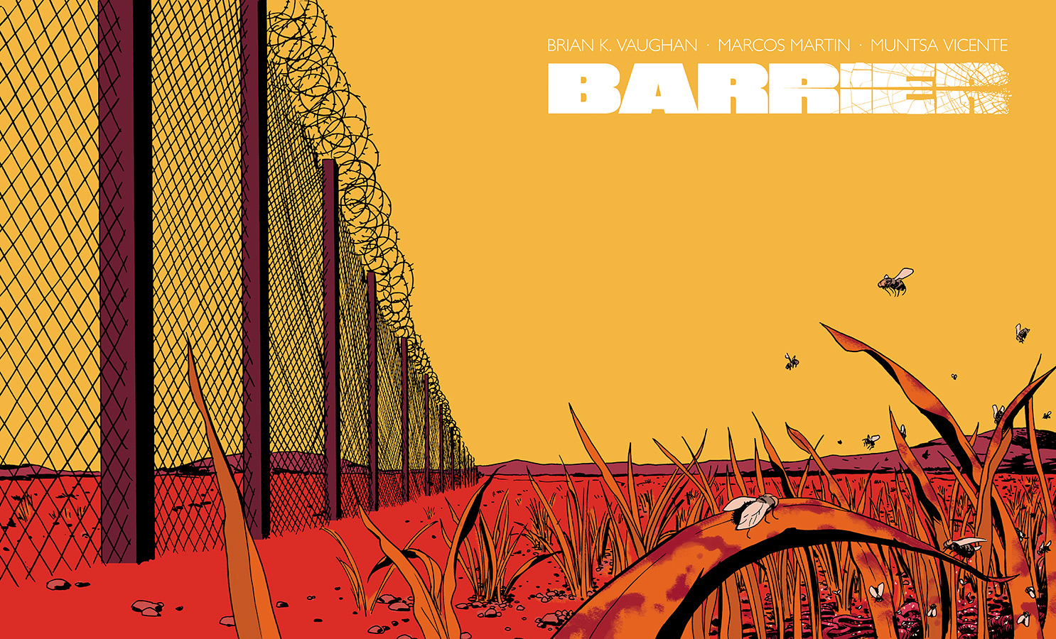 BARRIER LIMITED ED SLIPCASE SET (MR)