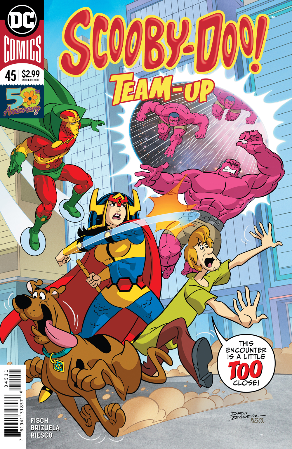 SCOOBY DOO TEAM UP #45