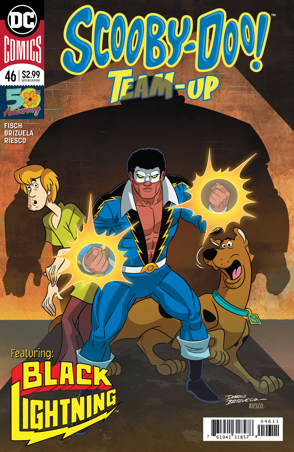 SCOOBY DOO TEAM UP #46
