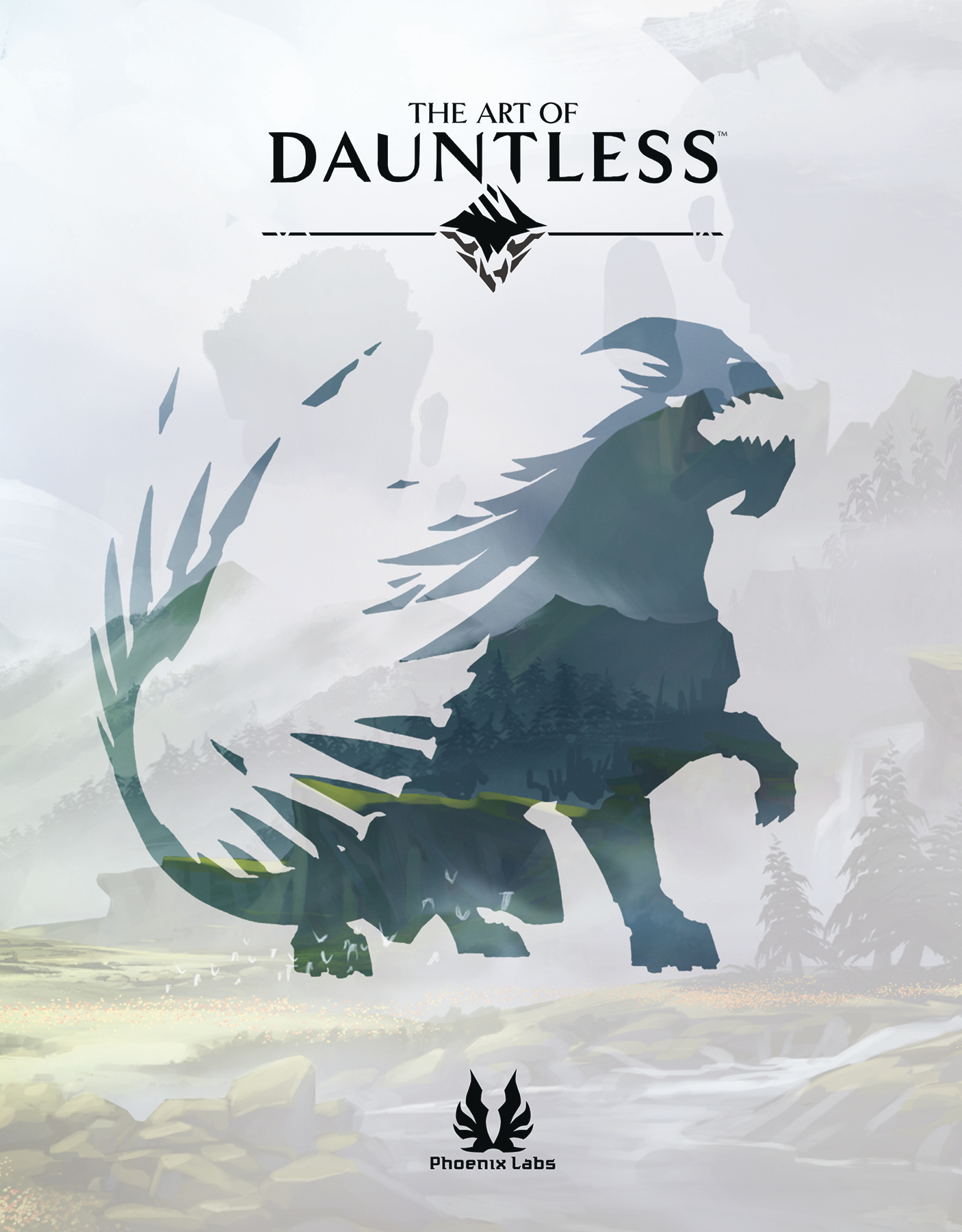 ART OF DAUNTLESS HC (NOV180274)