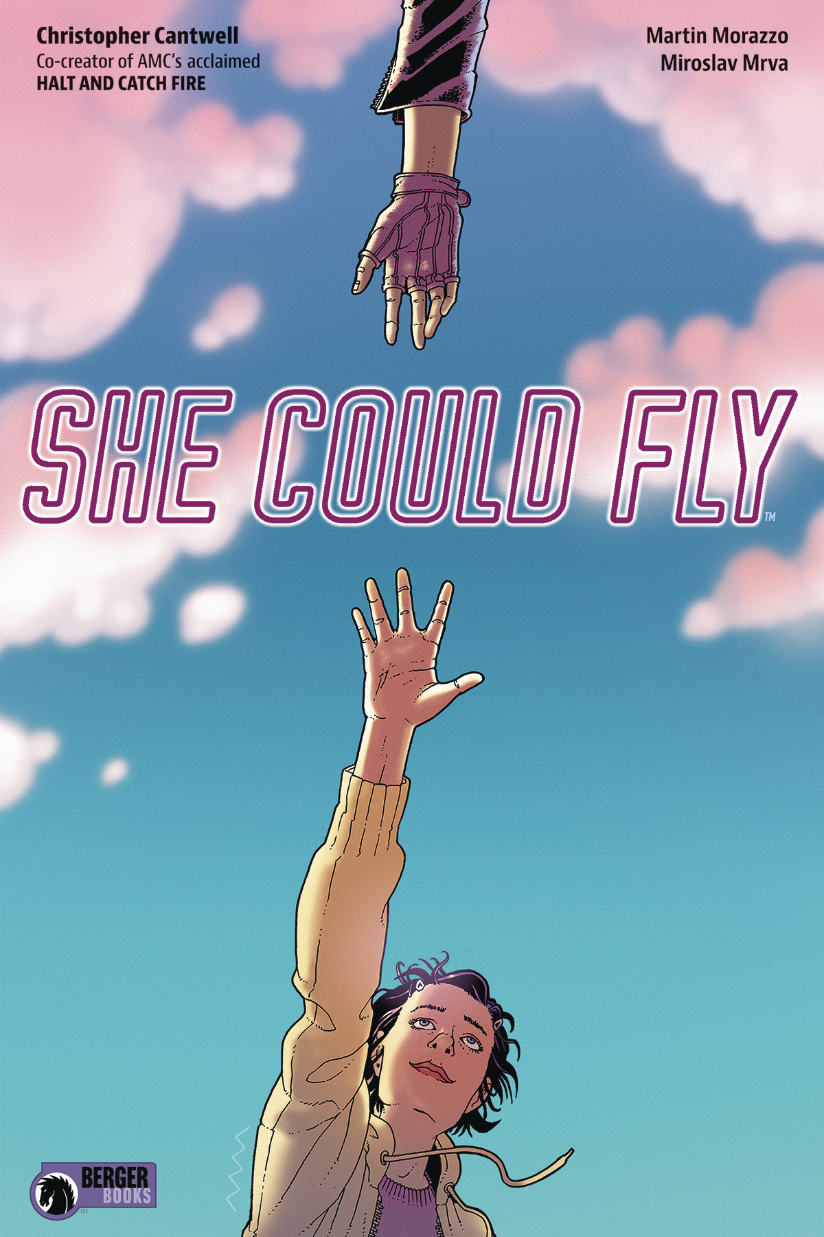 SHE COULD FLY TP VOL 01 (NOV180262) (MR)