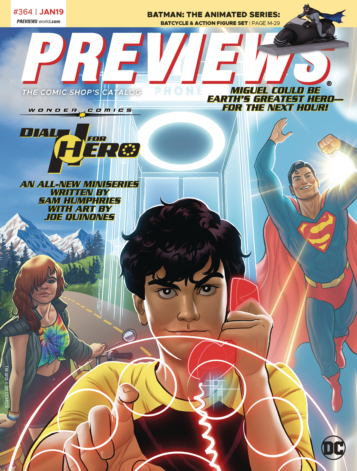 PREVIEWS #364 JANUARY 2019