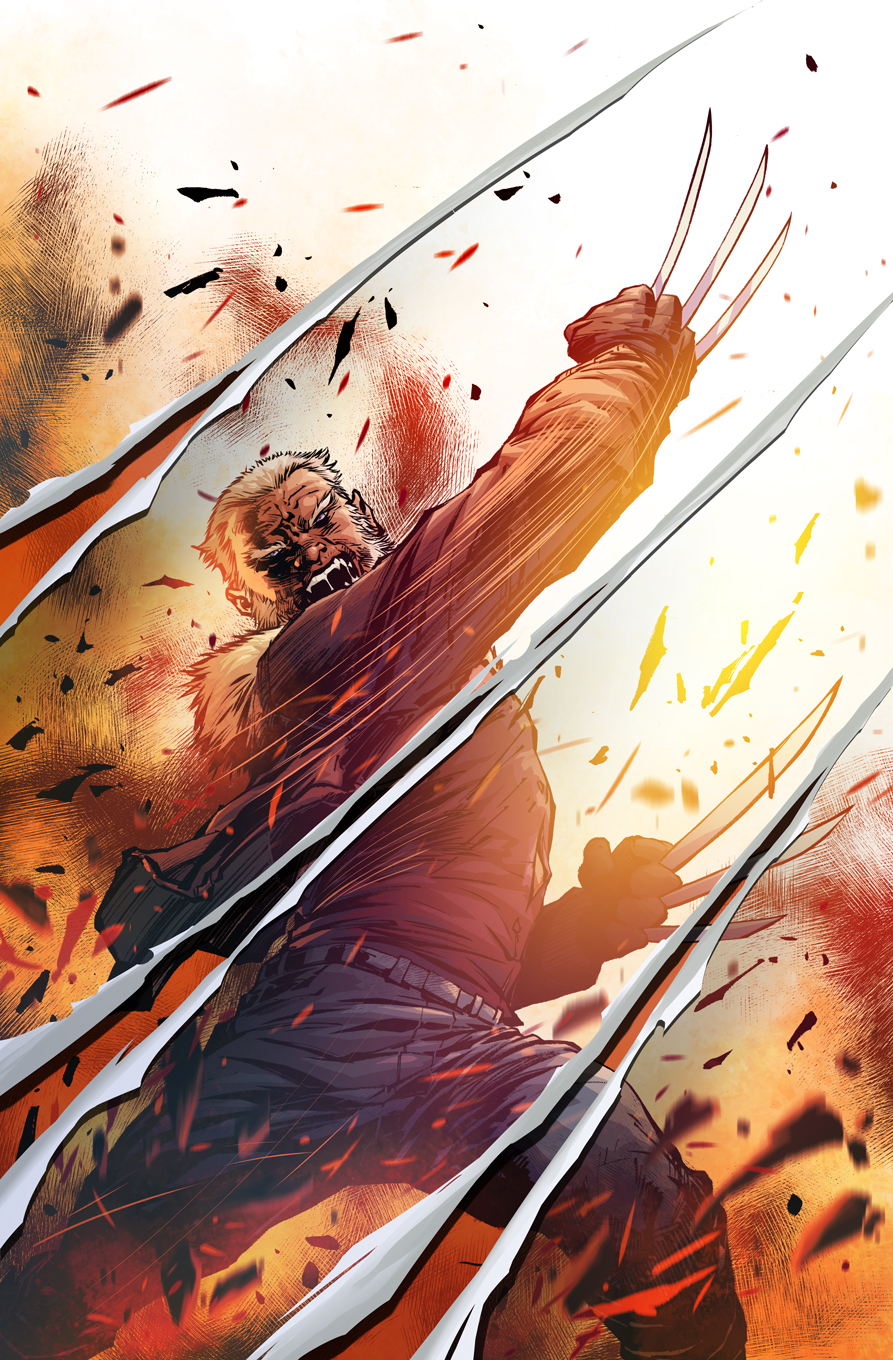 DEAD MAN LOGAN #3 (OF 12) BENJAMIN VAR
