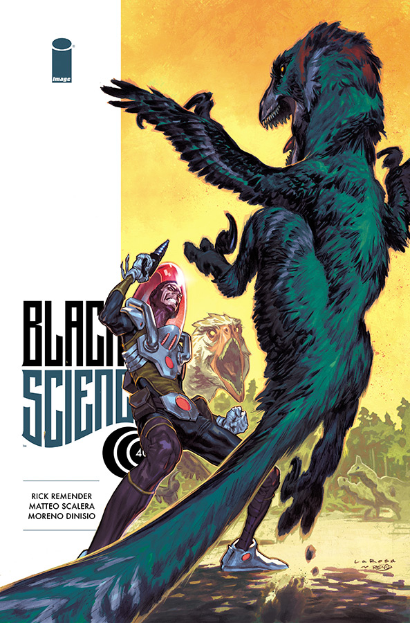 BLACK SCIENCE #40 CVR B LAROSA (MR)