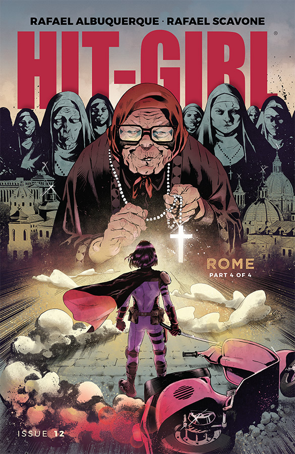 HIT-GIRL #12 CVR C ROE (MR)