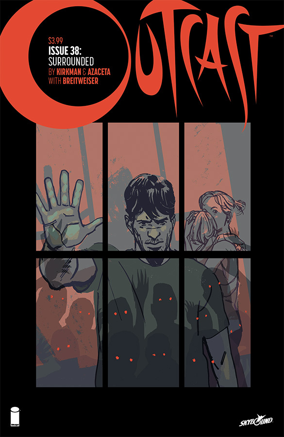 OUTCAST BY KIRKMAN & AZACETA #38 (MR)
