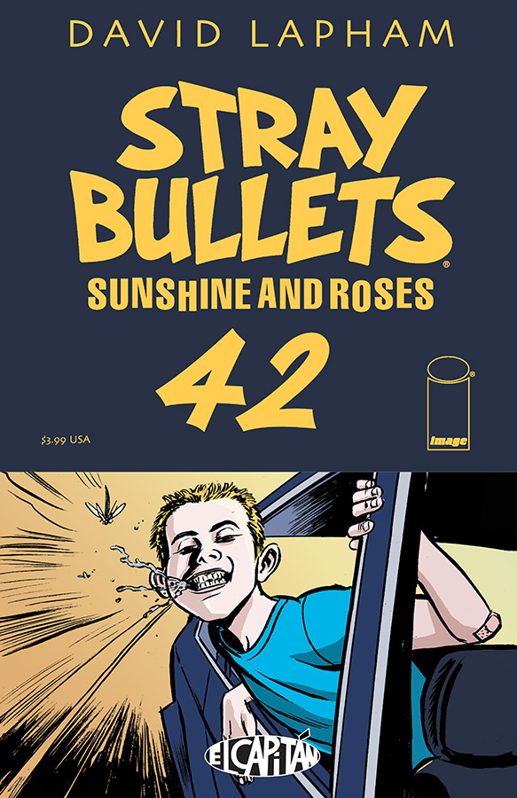 STRAY BULLETS SUNSHINE & ROSES #42 (MR)